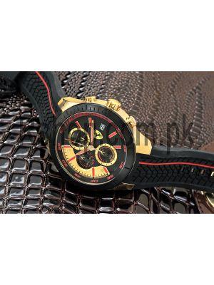 Scuderia Ferrari 0830298 Men's RedRev Evo Chronograph Silicone Strap Watch Price in Pakistan