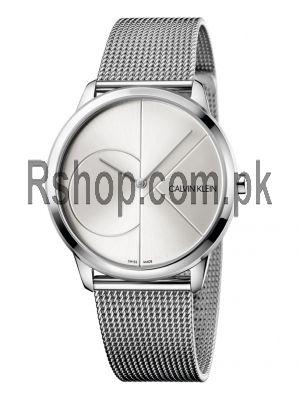 Calvin Klein Minimal 40mm Mens Watch Price in Pakistan