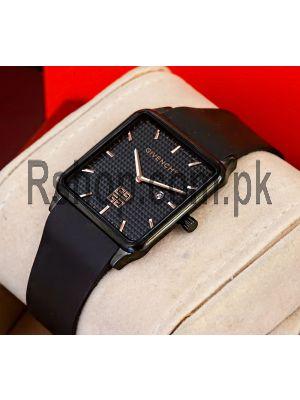 Givenchy Ultra Slim Black Watch Price in Pakistan