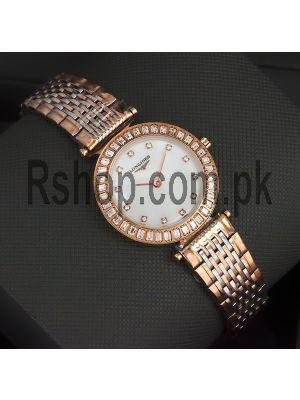 Longines Elegant Collection Ladies Watch Price in Pakistan