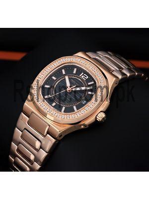 Patek Philippe Nautilus Black Dial Watch Price in Pakistan