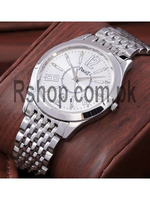 Piaget Silver Dial Watch Price in Pakistan