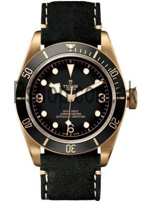 Tudor Heritage Black Bay Watch Price in Pakistan