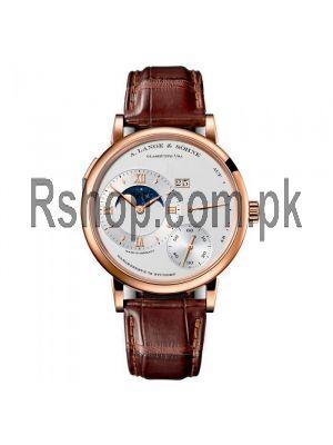 A. Lange & Sohne Grand Lange 1 Moonphase Watch Price in Pakistan