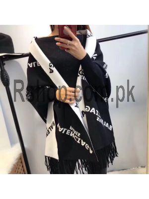 Balenciaga Cashmere Scarf (High Quality) Price in Pakistan