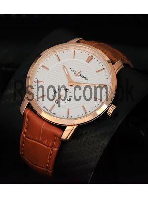 Ulysse Nardin Classico Paul David Watch Price in Pakistan